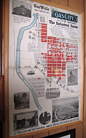 Gas City Indiana Map.Gas City History Gas City Museum Gas City Indiana